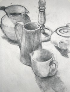 charcoal drawing noonan